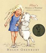 Alice in Wonderland illustrated by Helen Oxenbury